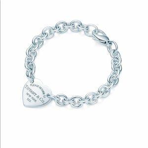 TIFFANY&Co. Heart Tag Bracelet 💝